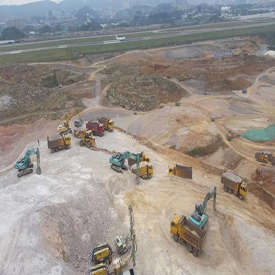 贵阳龙洞堡机场项目