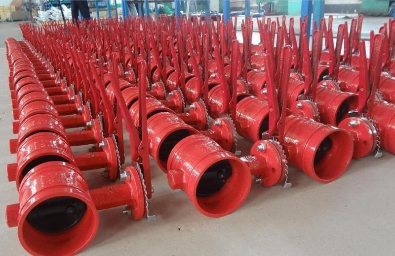 贵阳消防管件沟槽管件工作状态分析