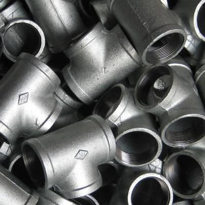 镀锌玛钢管件