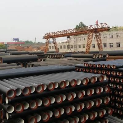 球墨铸铁管批发厂家