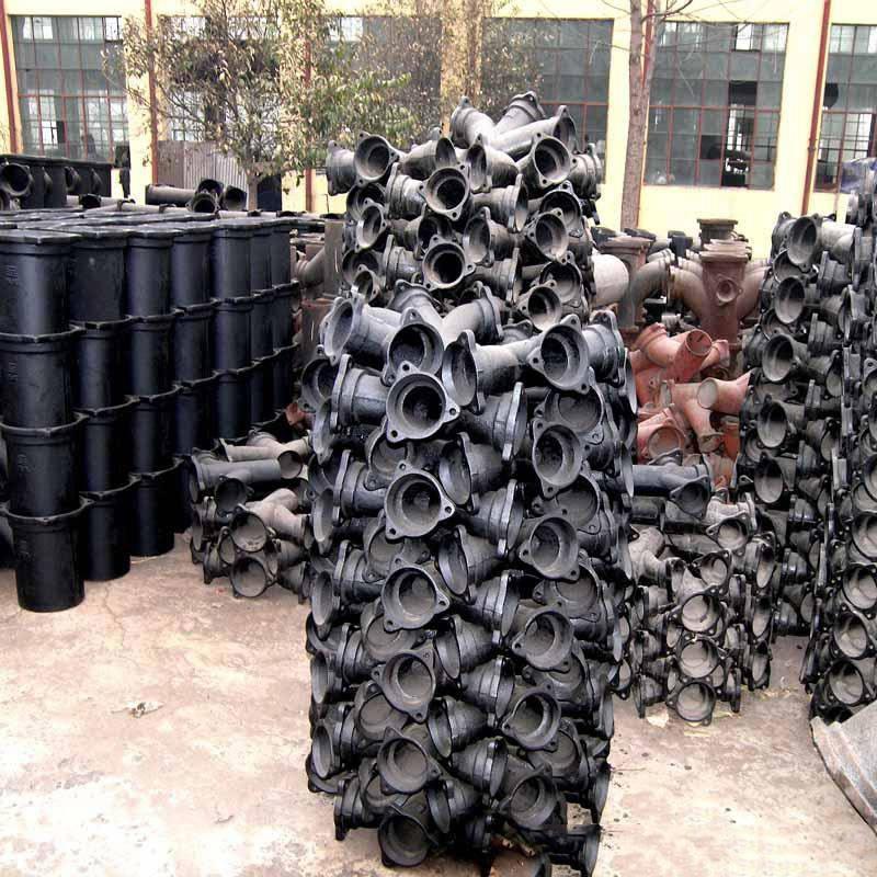 柔性铸铁管管件厂家
